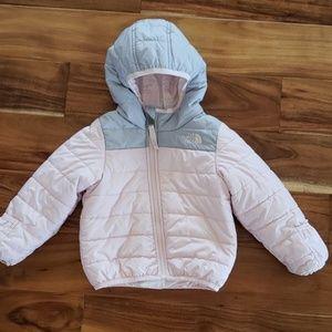 North Face Reversible Perrito Jacket 18-24 M